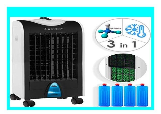 Klimagerät Klimaanlage Luftkühler Mobil Ventilator Luftbefeuchter 3 Stufen Neu