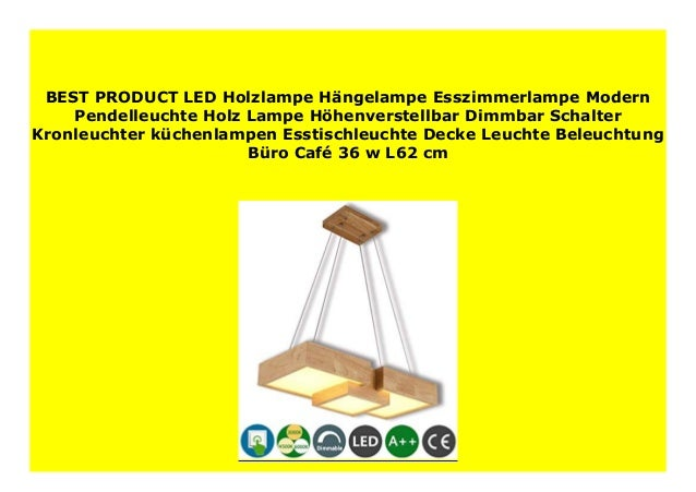 LED Kristall 36W Hängeleuchte Deckenlampe Pendelleuchte Kronleuchter dimmbar