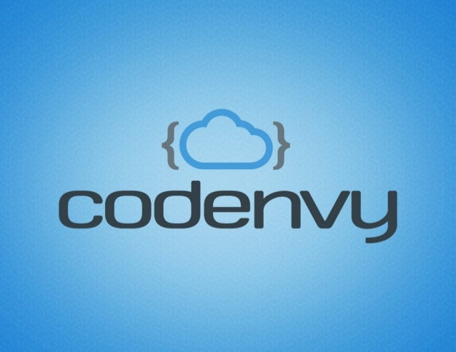 Codenvy Presents at Under the Radar 2013