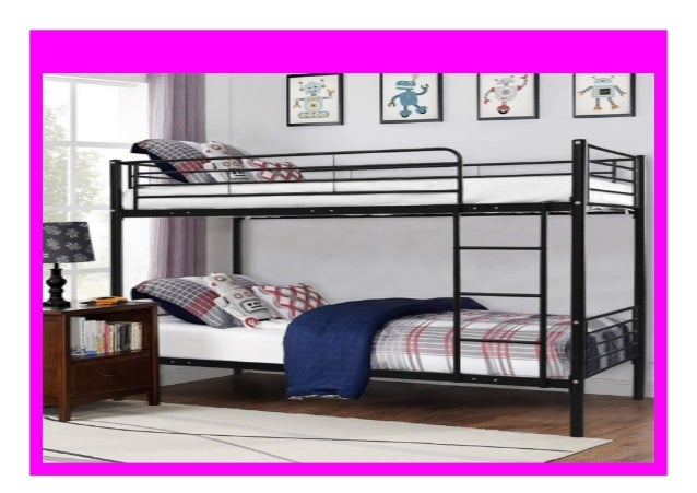 Discount High Quality Stainless Steel Twin Over Twin Bunk Beds Ladde