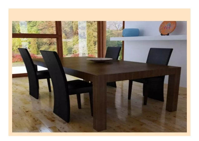 Discount Vidaxl Modern Elegant Solid Wooden Dining Chairs 4pcs Comfo