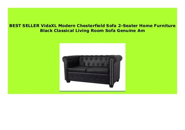 Outstanding Sell Vidaxl Modern Chesterfield Sofa 2 Seater Home Furniture Gmtry Best Dining Table And Chair Ideas Images Gmtryco