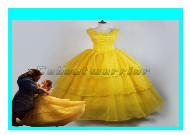 Hot Sale 2017 New Movie Beauty And The Beast Movie Princess Belle Em