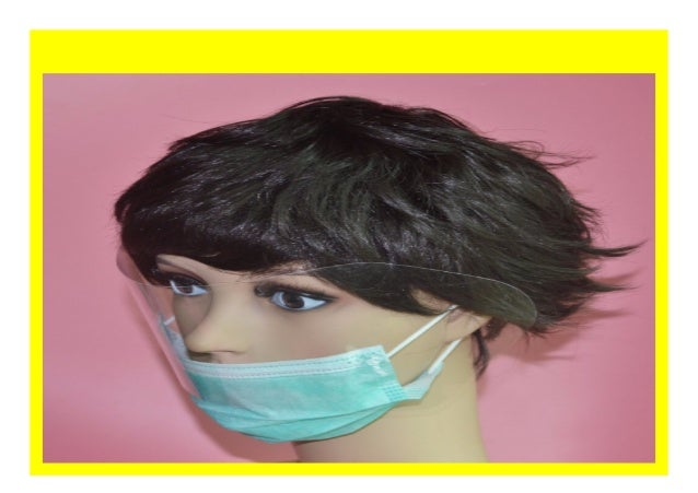 3 surgical mask