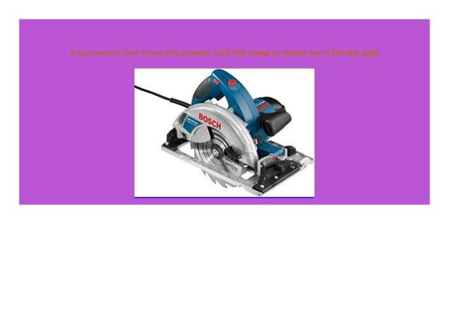 Big Sale Bosch Gks 65 Gce Professional Handkreiss Ge In L Boxx Mit F