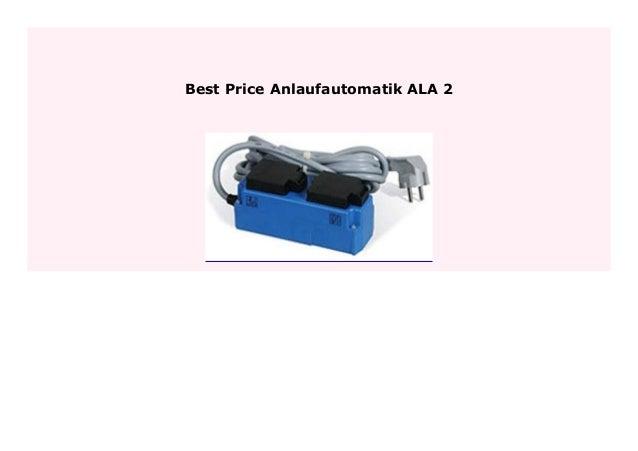 Anlaufautomatik ALA 2