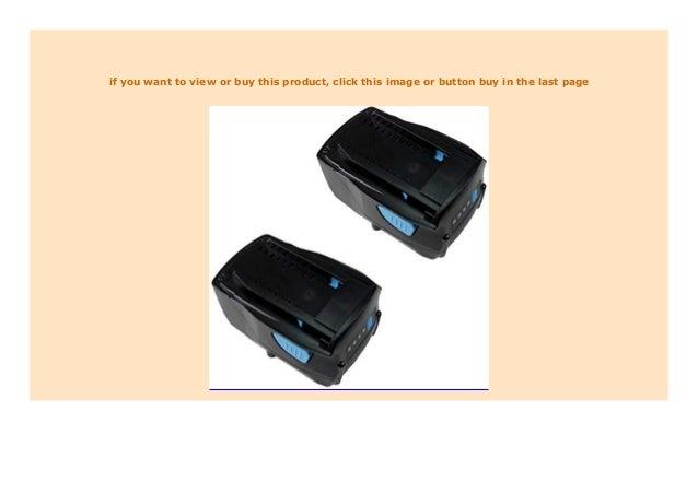 2x Akku 21,6V 4000mAh ersetzt Hilti B22 für AG125 HDE500 SCM22 SCW22 SD5000 SF22