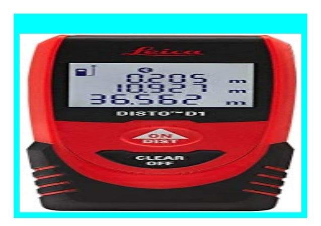 LEICA Disto D1 Entfernungsmesser 40 m Bluetooth