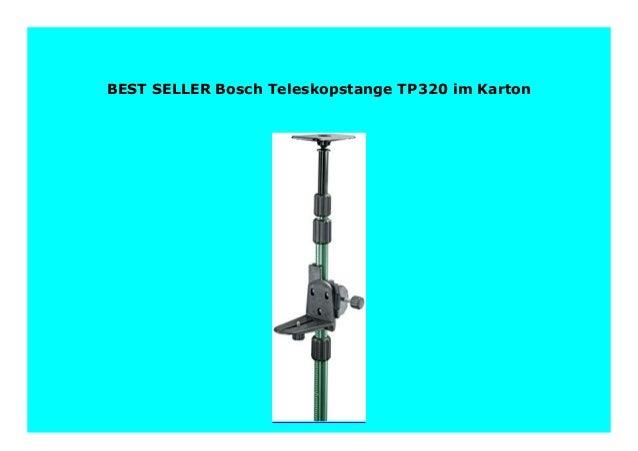 Bosch Teleskopstange TP 320