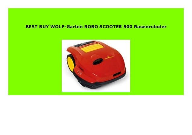 Big Discount Wolf Garten Robo Scooter 500 Rasenroboter 216