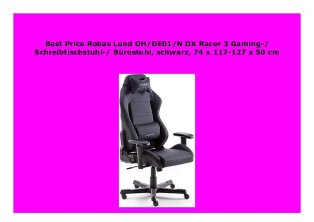 Big Sale Robas Lund Ohde01n Dx Racer 3 Gaming