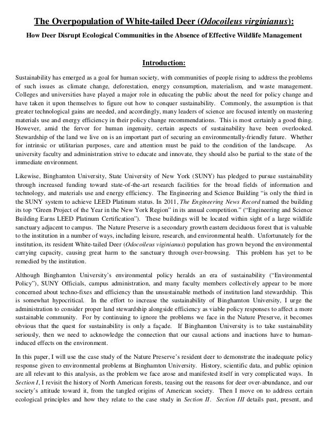 overpopulation definition pdf