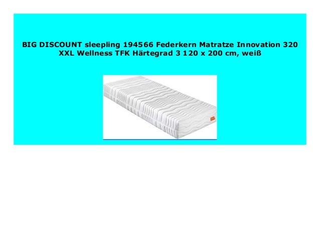 Big Sale Sleepling 194566 Federkern Matratze Innovation 320