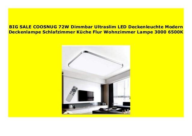 Beleuchtung Led Deckenleuchte Schlafzimmer Deckenlampe Dimmbar Wohnzimmer Flur Design Lampe Business Industrie Blowmind Com Br