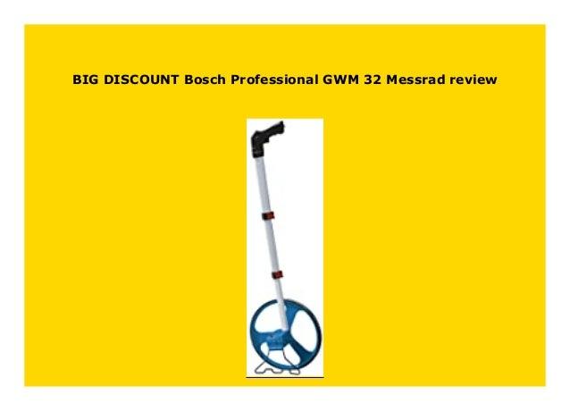 Bosch Professional GWM 32 Messrad