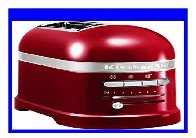 KitchenAid Artisan 2-Scheiben Toaster 5KMT2204ECA Liebesapfelrot