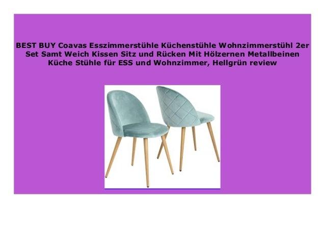 HOT SALE Coavas Esszimmerst hle K chenst hle Wohnzimmerst ...