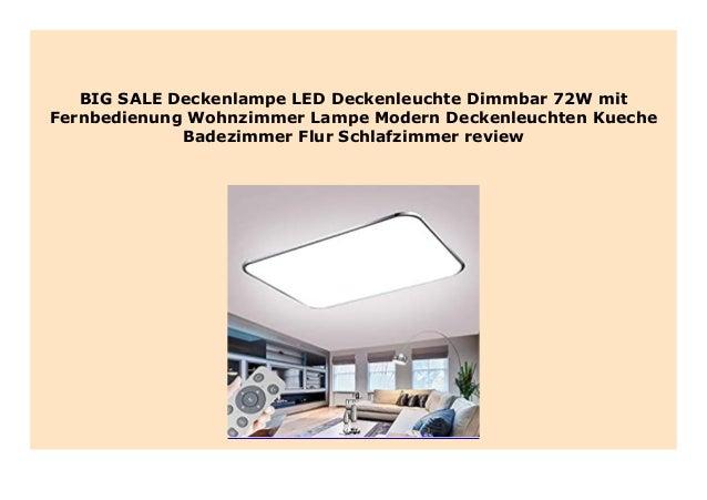 Hot Sale Deckenlampe Led Deckenleuchte Dimmbar 72w Mit Fernbedienung