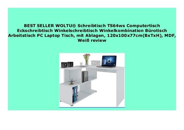 Computertisch Winkelschreibtisch Eckschreibtisch Bürotisch Arbeitstisch