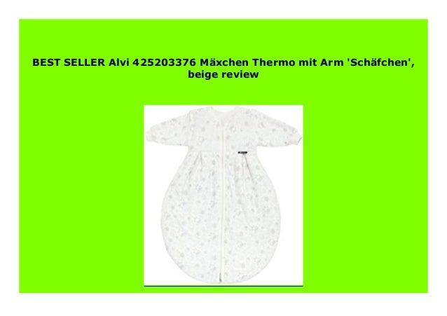 Alvi 424103376 M/äxchen Thermo Sch/äfchen beige