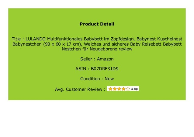 Babynest Kuschelnest Babynestchen A Multifunktionales Babybett im Zopfdesign Weiches und sicheres Baby-Reisebett Babybett Nestchen f/ür Neugeborene