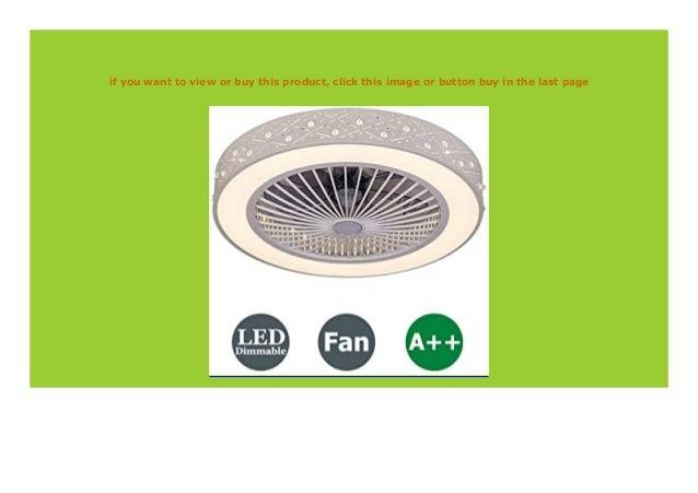 Ultra-leise Fan Lampe f/ür Wohnzimmer Schlafzimmer XMYX Moderne Deckenventilator mit Beleuchtung LED Fan Deckenleuchte Dimmbar mit Fernbedienung Einstellbare Windgeschwindigkeit 50cm,A01//round