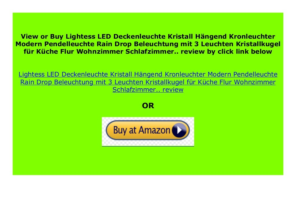 Big Sale Lightess LED Deckenleuchte Kristall H ngend Kronleuchter Mod…