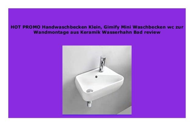 Sell Handwaschbecken Klein Gimify Mini Waschbecken Wc Zur Wandmontag