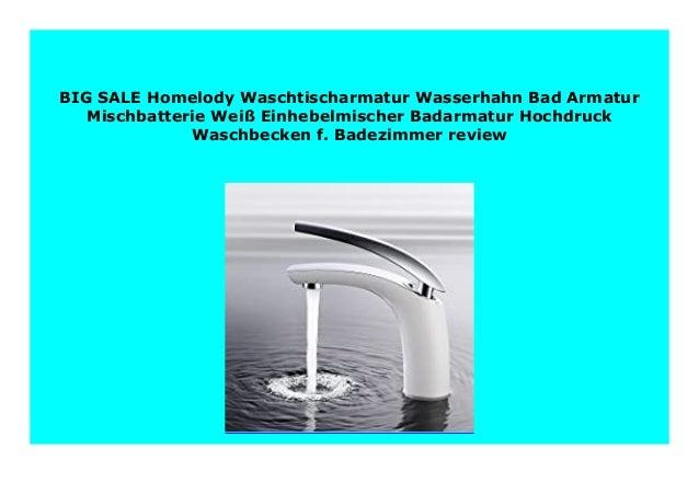 Badarmatur Waschtisch Armatur für Bad Waschbecken Wasserhahn Wanne Wannenarmatur