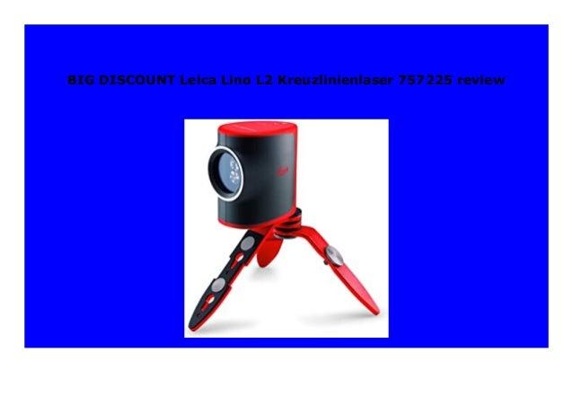 Leica Lino L2 Kreuzlinienlaser