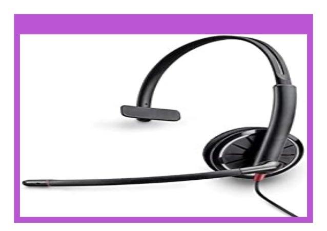 Best Buy Plantronics Blackwire C310 300 Series Headset Halb Offen