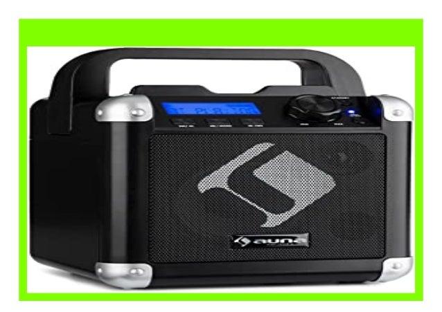 DISCOUNT AUNA BC 1 Karaoke Anlage, Mini Sound System ...