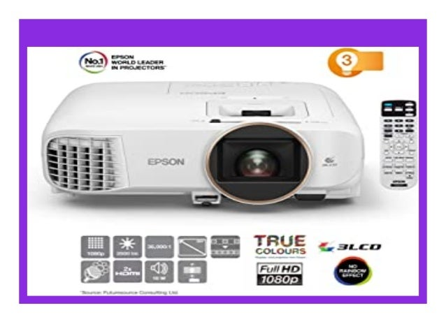 Best Buy Epson Eh Tw5650 3lcd Projektor Full Hd 2500 Lumen 60 000