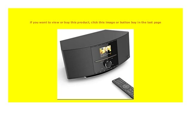BEST PRODUCT Hama Internetradio mit CD Player DAB (WLAN