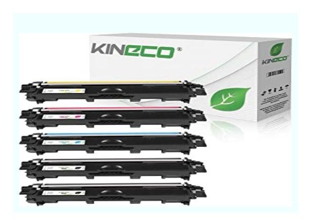 New Kineco 5 Toner Kompatibel F R Brother Tn 242 Tn 246 F R