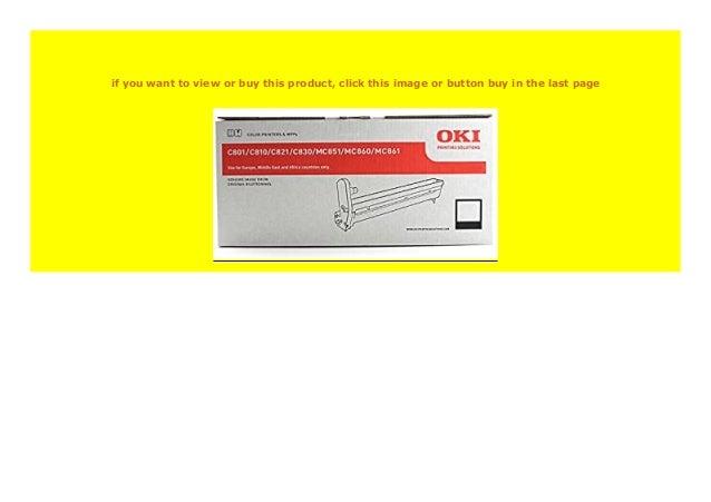 CDTN c-830-dtn c-801-n MWT TAMBURO MAGENTA PER OKI mc-861-cdxn mc-861