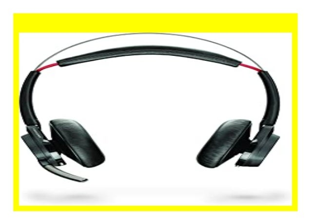 Big Sale Plantronics Bluetooth Headset Voyager Focus Uc B825m Inklu