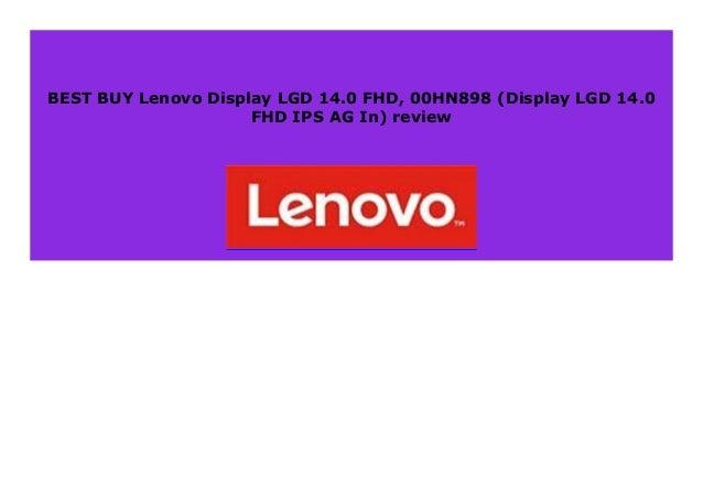 Lenovo Display LGD 14.0 FHD