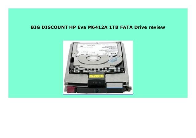 HP EVA M6412A 1TB FATA Drive