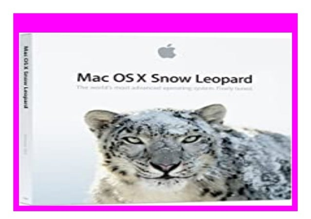 LEOPARD 10.6.3 SNOW TÉLÉCHARGER