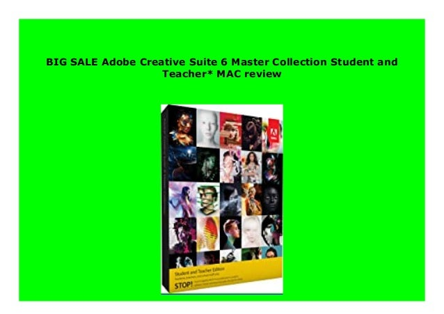 Oem Creative Suite 6 Production Premium Student And Teacher Edition