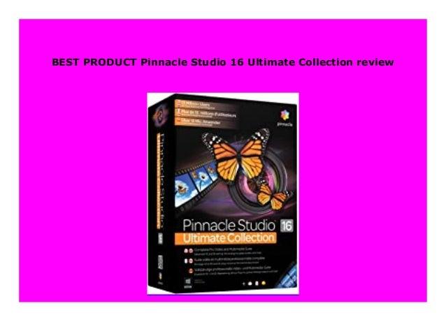 Pinnacle Studio 16 Ultimate 64-Bit