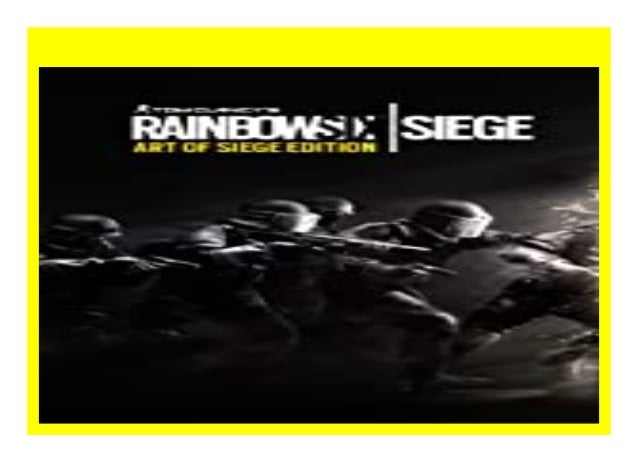 Best Buy Military Discount >> Best Buy Tom Clancy S Rainbow Six Siege Art Of Siege Edition
