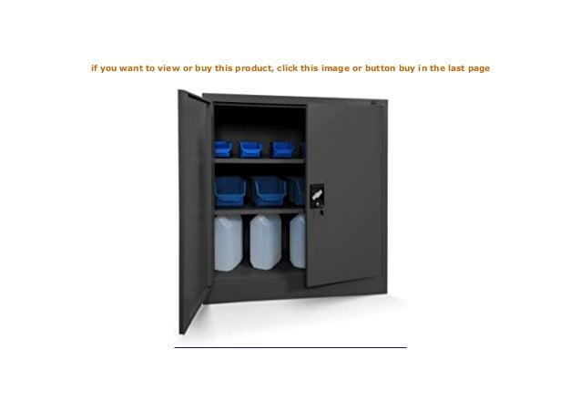 Aktenschrank Metallschrank Büroschrank Stahlblech Universalschrank Lagerschrank