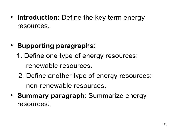 essay on different energy resources There are many forms of resources different fair use policy  renewable and non renewable energy sources  disclaimer: this essay has been submitted by a .