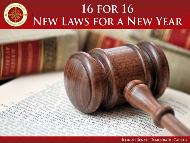 Many new or revised laws take effect in the new year. And you may know nothing about them. Wait, what!?