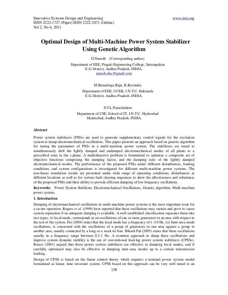 Innovative Systems Design and Engineering                                                      www.iiste.orgISSN 2222-1727...