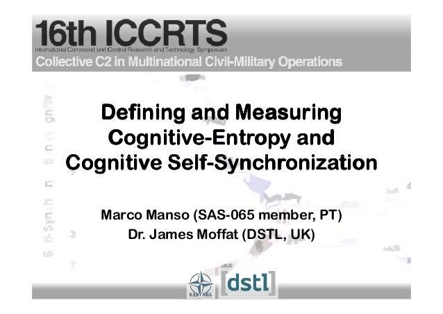 Defining and MeasuringDefining and MeasuringDefining and MeasuringDefining and MeasuringCognitiveCognitiveCognitiveCogniti...