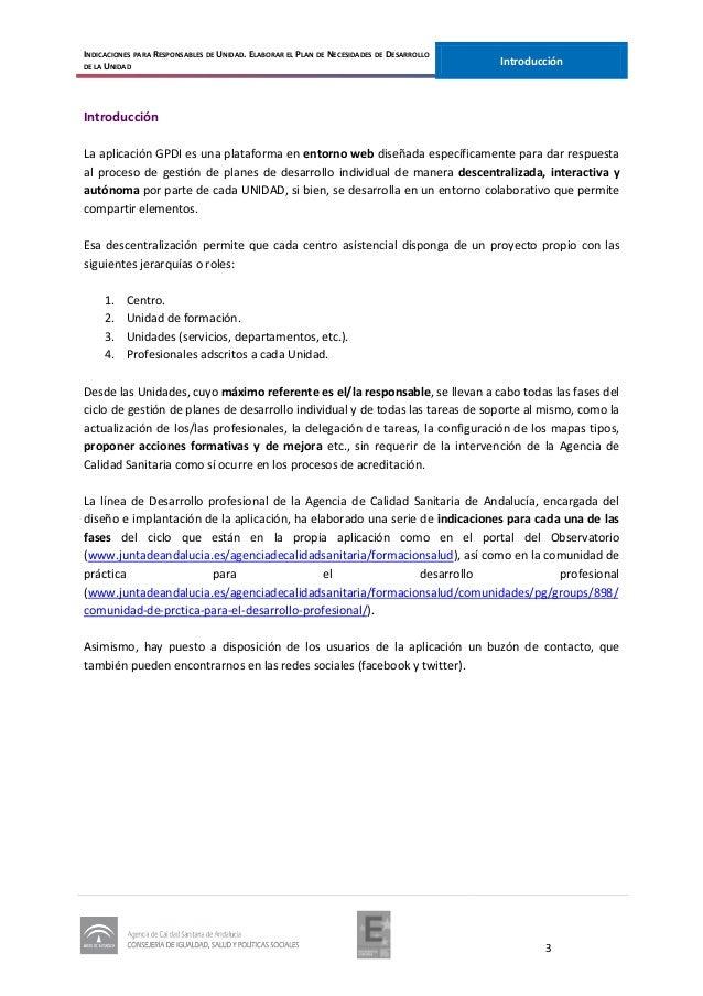 16. Indicaciones para Responsables de formación: elaborar el plan de necesidades de formación del centro Slide 3