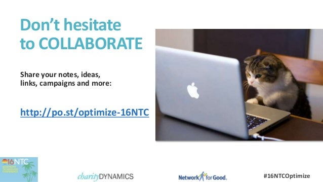 How to Win: Optimizing Your Online Giving Experience  Slide 2
